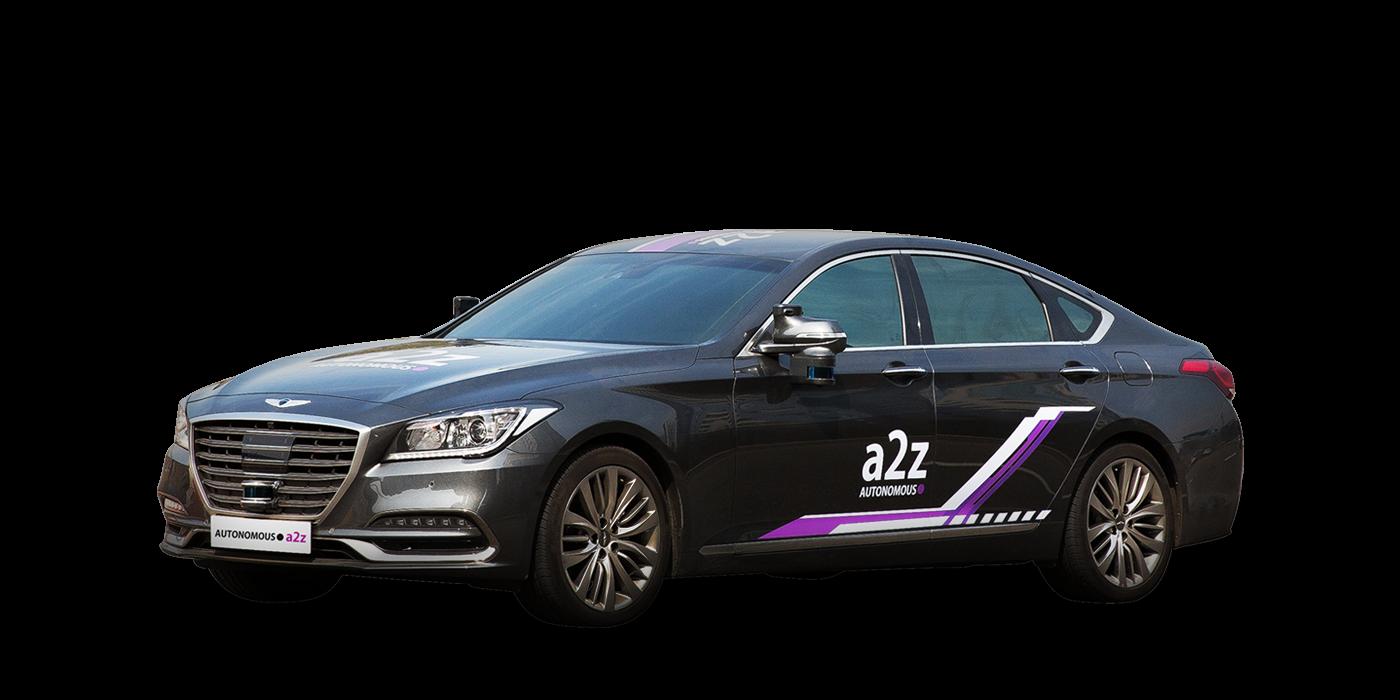 a2z Vehicle Platforms